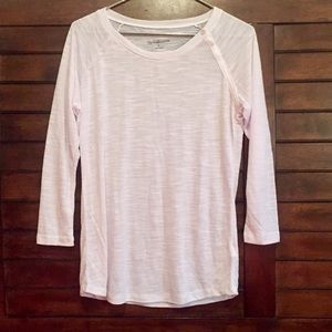 White long sleeve top NWOT
